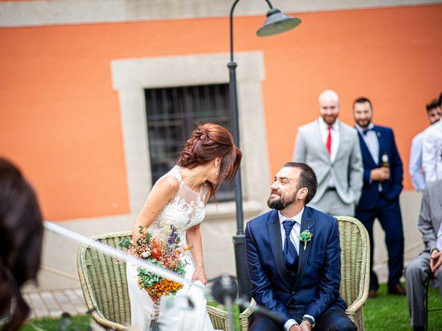 La boda de Carlos y Lucía en Ávila, Ávila 25