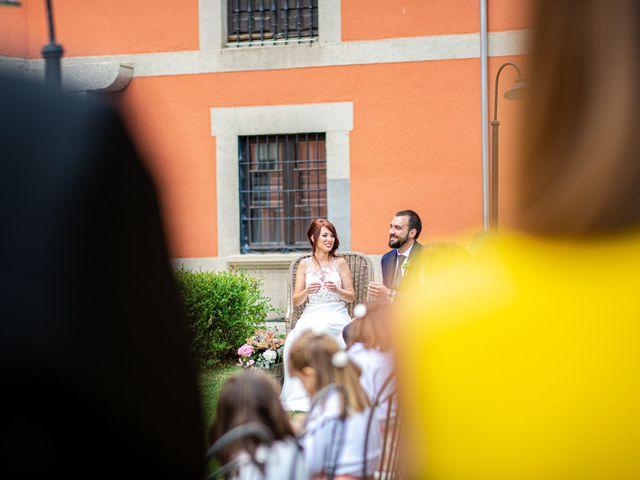 La boda de Carlos y Lucía en Ávila, Ávila 26
