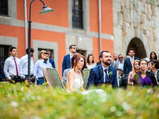 La boda de Carlos y Lucía en Ávila, Ávila 28
