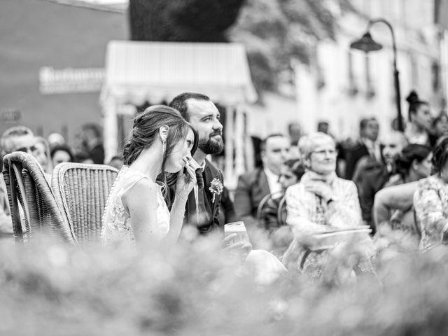 La boda de Carlos y Lucía en Ávila, Ávila 31