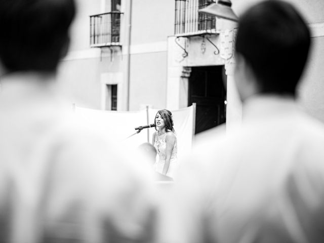 La boda de Carlos y Lucía en Ávila, Ávila 35