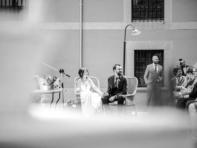 La boda de Carlos y Lucía en Ávila, Ávila 38