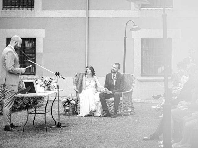 La boda de Carlos y Lucía en Ávila, Ávila 39