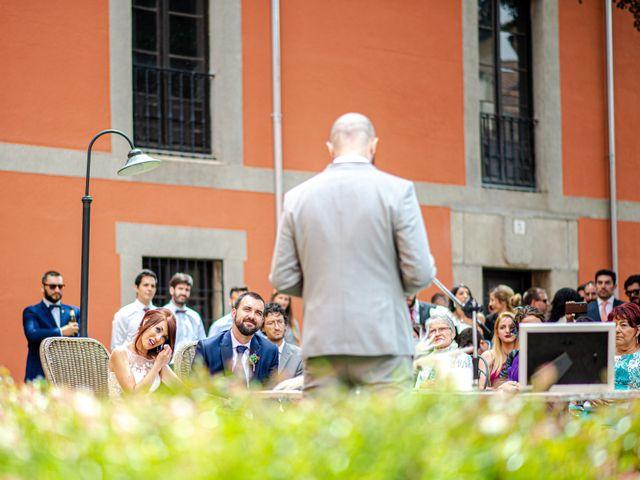 La boda de Carlos y Lucía en Ávila, Ávila 40