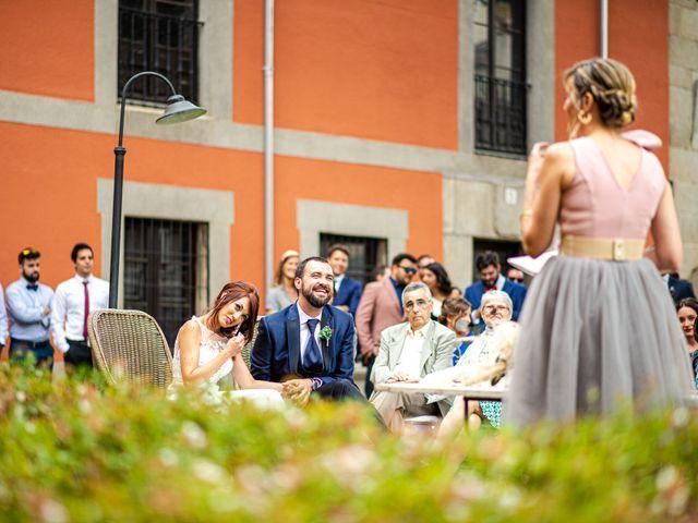 La boda de Carlos y Lucía en Ávila, Ávila 42