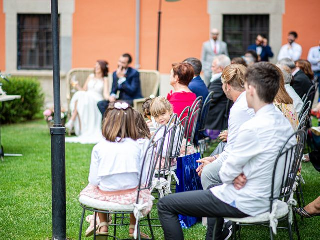 La boda de Carlos y Lucía en Ávila, Ávila 44