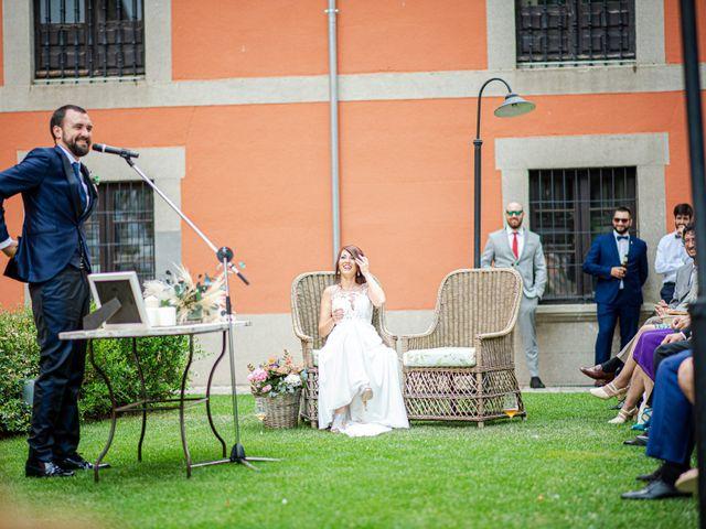 La boda de Carlos y Lucía en Ávila, Ávila 47