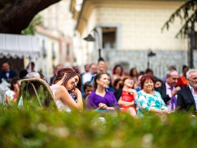 La boda de Carlos y Lucía en Ávila, Ávila 50