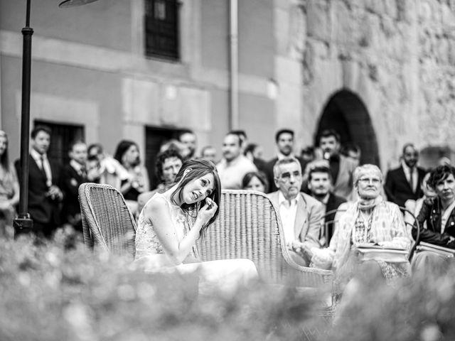 La boda de Carlos y Lucía en Ávila, Ávila 51