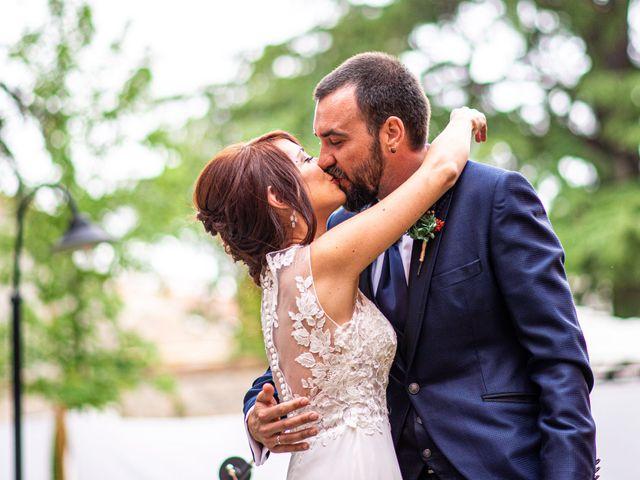 La boda de Carlos y Lucía en Ávila, Ávila 53