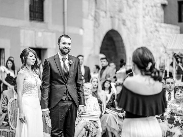 La boda de Carlos y Lucía en Ávila, Ávila 54
