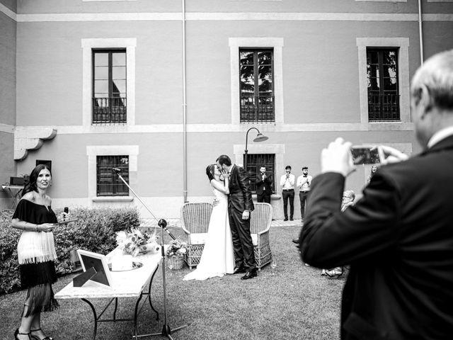 La boda de Carlos y Lucía en Ávila, Ávila 55
