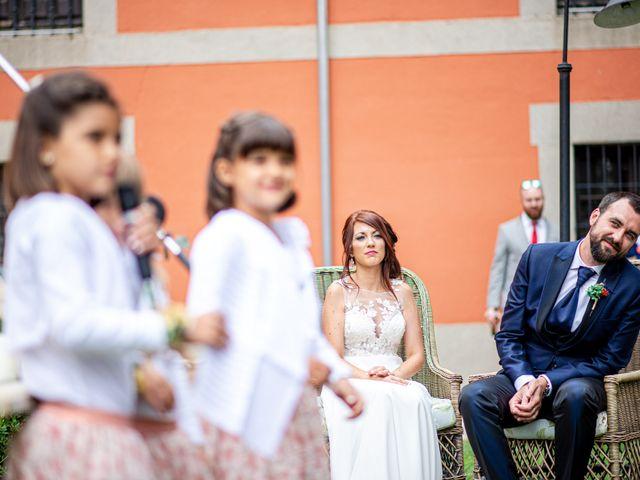 La boda de Carlos y Lucía en Ávila, Ávila 56
