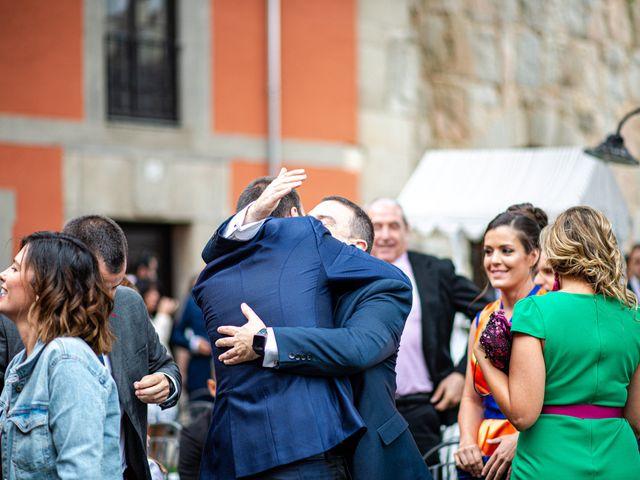 La boda de Carlos y Lucía en Ávila, Ávila 57