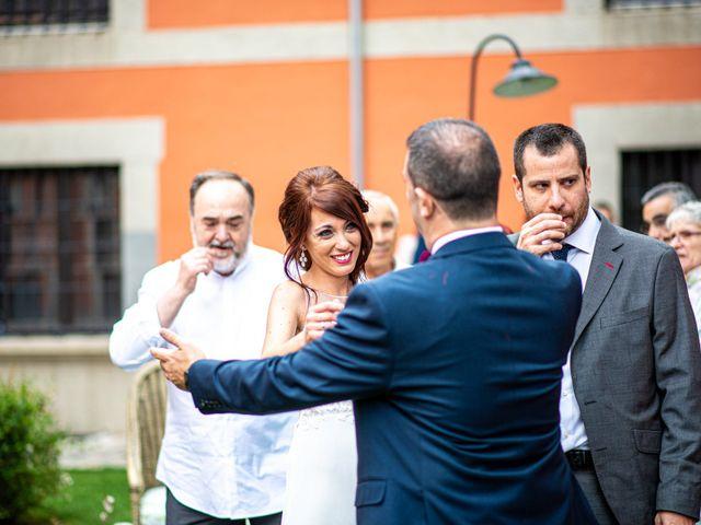 La boda de Carlos y Lucía en Ávila, Ávila 59
