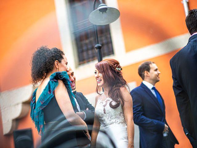 La boda de Carlos y Lucía en Ávila, Ávila 62