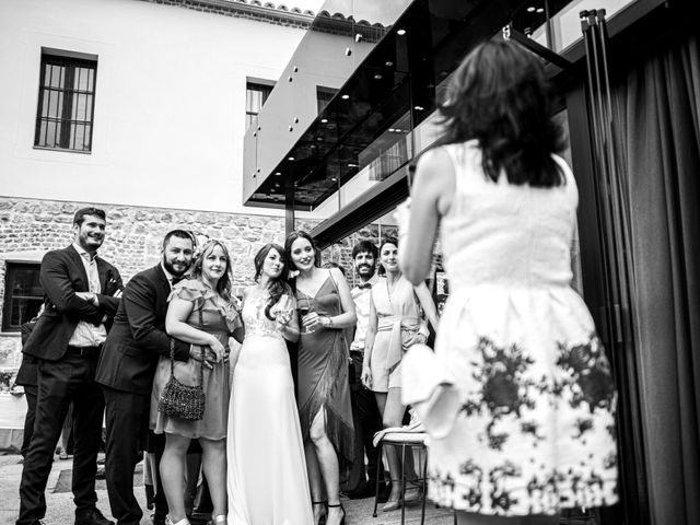 La boda de Carlos y Lucía en Ávila, Ávila 69