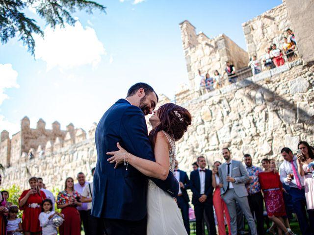 La boda de Carlos y Lucía en Ávila, Ávila 82