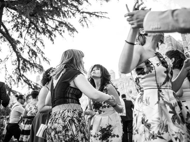 La boda de Carlos y Lucía en Ávila, Ávila 94