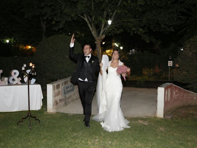 La boda de Christian y Lourdes en Andujar, Jaén 1