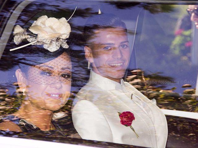 La boda de Ruben y Andrea en San Vicente De El Grove, Pontevedra 4