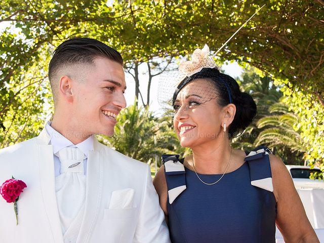 La boda de Ruben y Andrea en San Vicente De El Grove, Pontevedra 6
