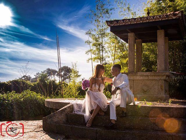 La boda de Ruben y Andrea en San Vicente De El Grove, Pontevedra 18