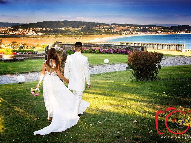 La boda de Ruben y Andrea en San Vicente De El Grove, Pontevedra 22
