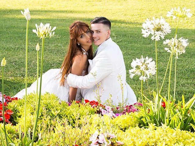 La boda de Ruben y Andrea en San Vicente De El Grove, Pontevedra 23