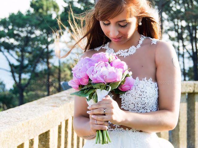 La boda de Ruben y Andrea en San Vicente De El Grove, Pontevedra 25