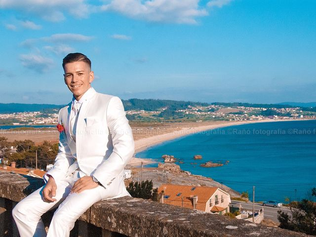 La boda de Ruben y Andrea en San Vicente De El Grove, Pontevedra 26