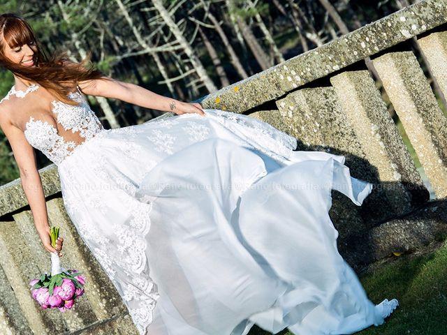 La boda de Ruben y Andrea en San Vicente De El Grove, Pontevedra 27