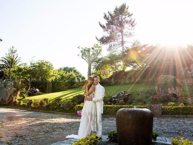 La boda de Ruben y Andrea en San Vicente De El Grove, Pontevedra 28