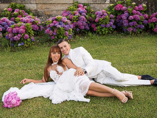 La boda de Ruben y Andrea en San Vicente De El Grove, Pontevedra 29