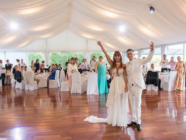 La boda de Ruben y Andrea en San Vicente De El Grove, Pontevedra 31