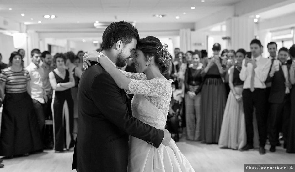 La boda de Eneko y Irati en Donostia-San Sebastián, Guipúzcoa