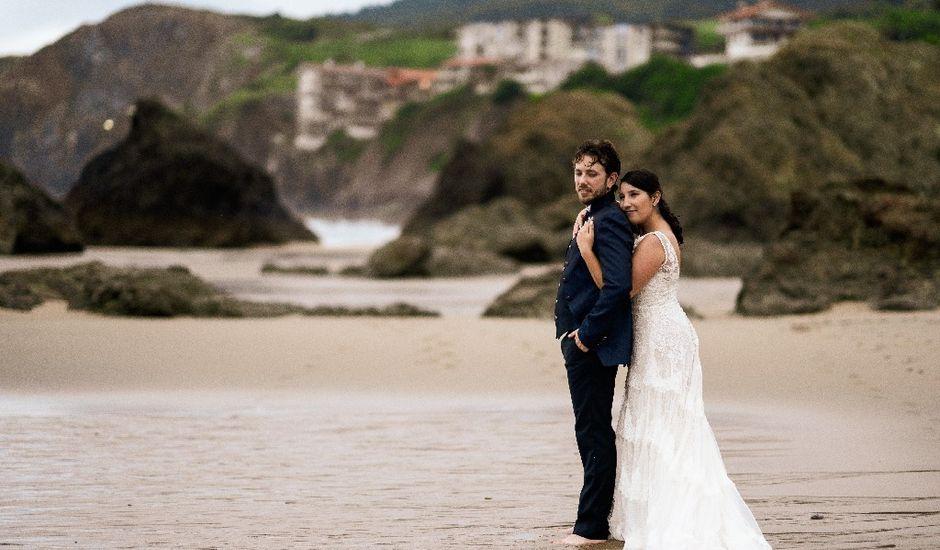 La boda de Iosu y Leyre en Lerga, Navarra
