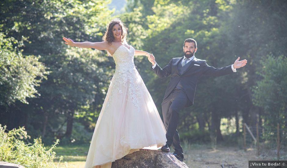La boda de Carlos y Judith en Villamediana De Iregua, La Rioja