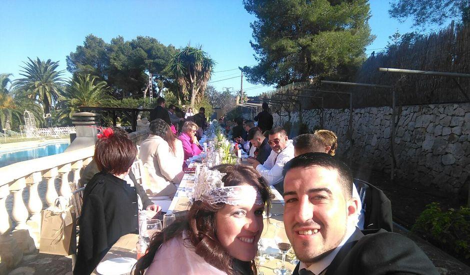 La boda de Sergio   y Mélani   en Xàbia/jávea, Alicante