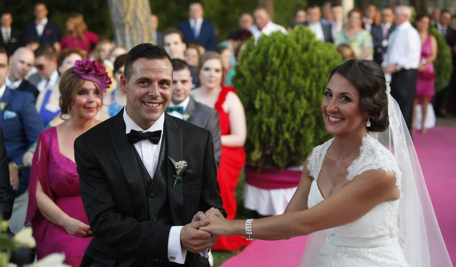 La boda de Christian y Lourdes en Andujar, Jaén
