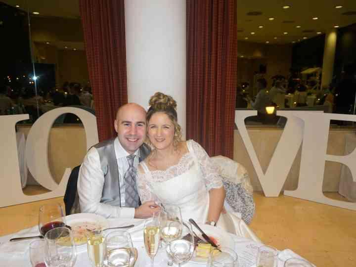 La boda de Jasone  y Xabier