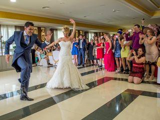 La boda de Silvia y Fran