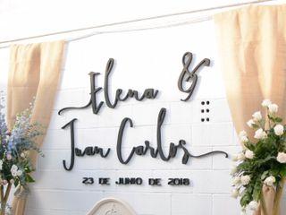 La boda de Elena y Juan Carlos 2