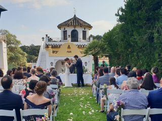 La boda de Jayne y Juan