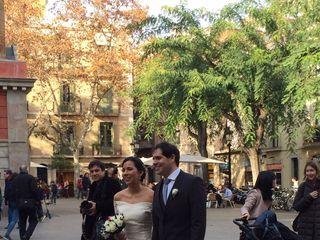 La boda de L.Mónica  y Emmanuel