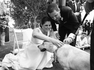 La boda de Maite y Santi
