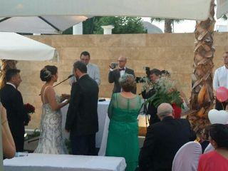 La boda de Estefania y Eduardo 1