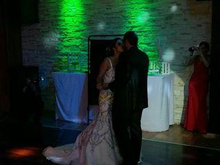La boda de Estefania y Eduardo