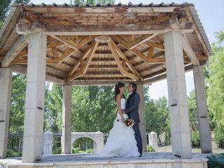 La boda de Estela y Sergio