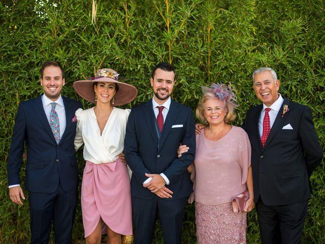 La boda de Javi y Bea en Granada, Granada 7